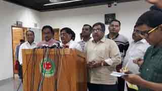 BNP 'thanks' EC for holding stage-managed polls
