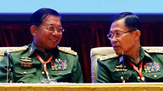 Myanmar army officials accused of Rohingya atrocities