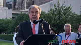 Going to Bangladesh for Rohingya: UN Secretary-General tells Just News