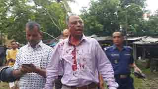 Mahmudur Rahman nearly lynched by ruling party activists