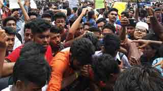 Protest spreads outside Dhaka