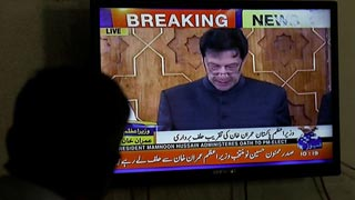 Imran Khan sworn in as 22nd premier of Pakistan