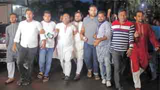 'Joy Bangla' slogan greets BNP, Juktafront, Oikya Prakriya meet