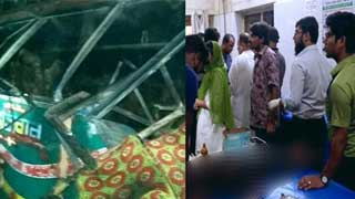 Panchagarh road crash death toll rises to 11