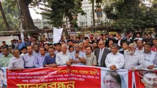 Khaleda Zia's release first step to fair polls: Zafrullah