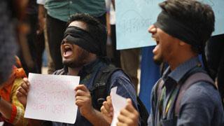 Student's death on Dhaka street rekindles road safety movement
