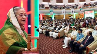 Bangabandhu formed BAKSAL to bring all parties under one platform: PM