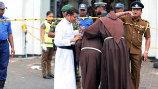President Sirisena calls for calm, says probe underway