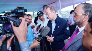 Ban fears Rohingya crisis to be unbearable for Bangladesh