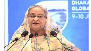 Cox's Bazar ecological balance at stake for Rohingya presence:Hasina