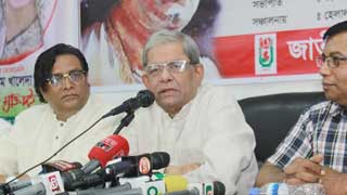 Government falls into Myanmar's trap: BNP