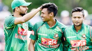 Mustafizur rested as BCB announces Afg Test squad