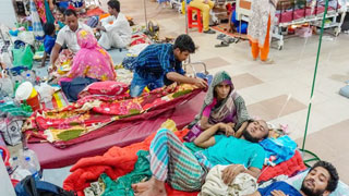 Dengue: Two more die; 761 new patients hospitalised