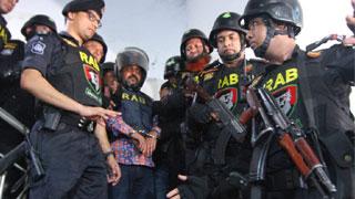 Samrat released from hospital; taken to jail