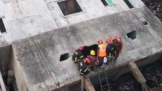 One killed, 7 injured in Narayanganj building collapse