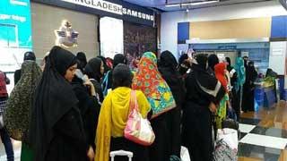 Writ seeks ban on sending female workers abroad