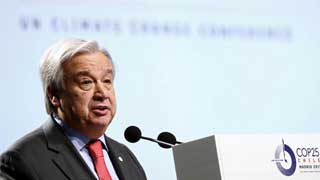 Choose hope or climate surrender: UN chief