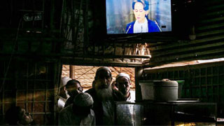 Wheels of int'l justice finally turning for Rohingyas: HRW