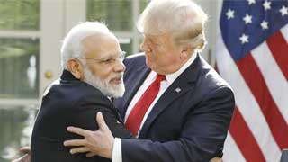 I'm number 1 on Facebook, Modi number 2: Trump