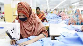Workers of shut RMG factories to get 65pc salary for April