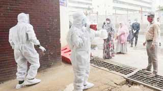 Coronavirus: Over 600 Bangladeshi doctors infected