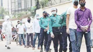 Coronavirus cases in Bangladesh exceed 20,000; 15 more die