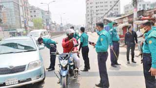 Check-posts set up at Dhaka's entry and exits points