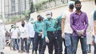 Coronavirus in Bangladesh spreading fast
