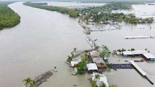 Cyclone Amphan caused damage worth Tk 1,100cr