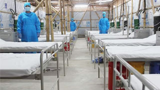 COVID-19: 2 isolation, treatment centres opened in Cox's Bazar