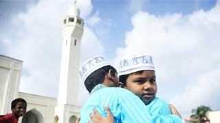 Eid on Monday