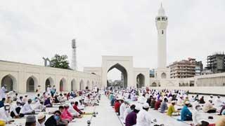 Eid celebrated in somber mood amid coronavirus pandemic