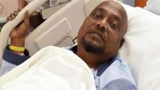 Andrew Kishore's physical condition 'critical'