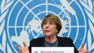 Rape 'monstrous act' but death penalty not the answer: UN rights chief