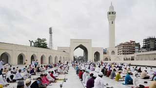 Holy Eid-ul Fitr Friday
