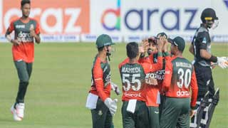Tigers seal maiden T20 win against Black Caps