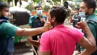 7 BNP activists held after scuffle with police in Chattogram