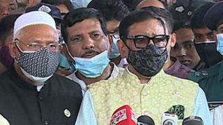 Stay alert against communal forces: Quader