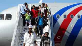 UN report finds numbers of migrants continue to rise