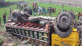 10 killed in Gaibandha road crashes