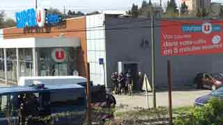 3 including attacker killed in French hostage-taking