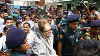 Send her to United hospital, Khaleda Zia's brother writes to home ministry