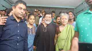 Shahidul taken back to DB office from hospital