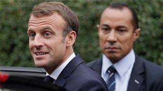 Macron in rare torture admission