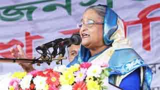 Hasina blames Hilary Clinton, Yunus for 'conspiracy' to stop Padma bridge project