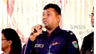 Satkhira police OC withdrawn for wooing vote for boat