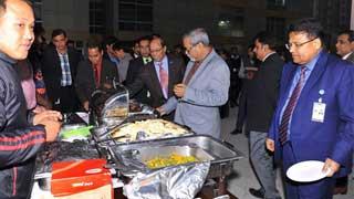 EC's barbecue celebration 'barbaric'