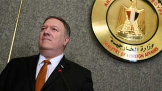 US to expel every last Iranian boot from Syria : Pompeo