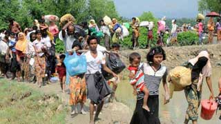 Rohingyas trickle into Bangladesh again