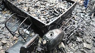 Chemicals fuelled Chawk Bazar fire, devastation: probe body